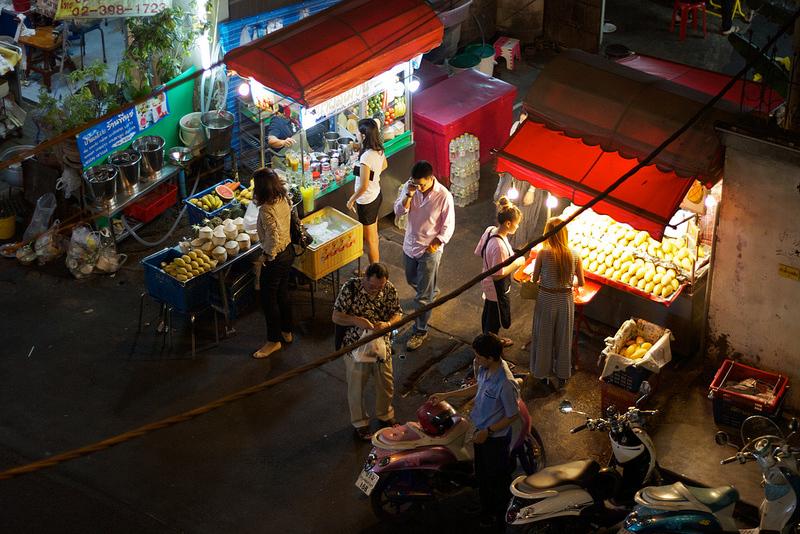 Food a plenty in Thonglor/Sukhumvit