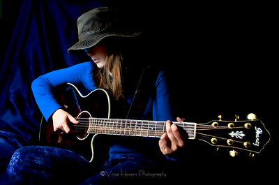 Heather and the Guitar