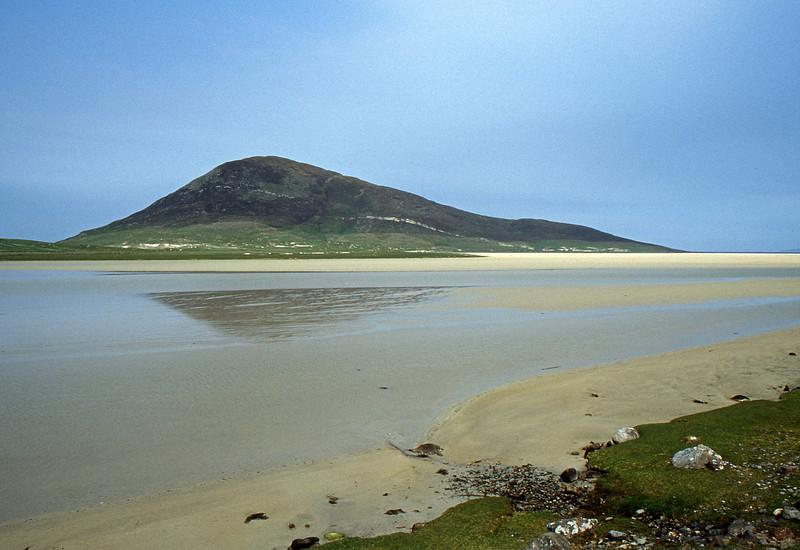 Ceapabhal - Isle of Harris, Scotland, UK - May 22, 1989