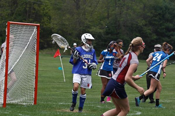 Girls' JV Lacrosse vs. Brewster: May 16