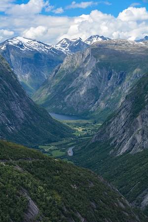 Norway 2016 Andalsnes to Lofoten