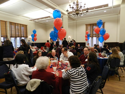 Benjamin Franklin Society Homecoming Breakfast 2015