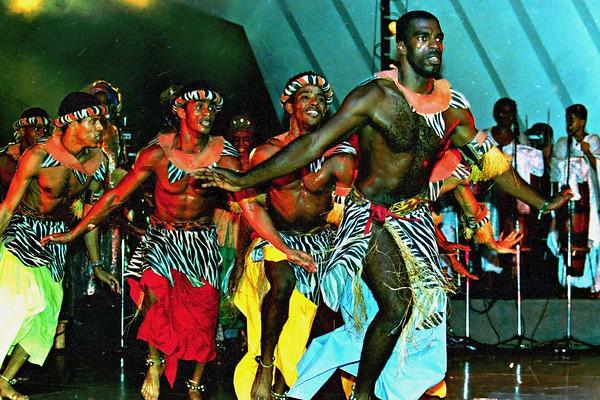 1989  Salvador Bahia Jazz Festival