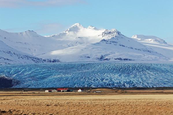 Terre de glaciers