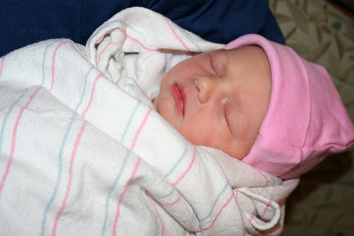 The Birth of Ava Grey