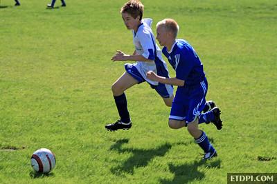U.P. Rover Soccer