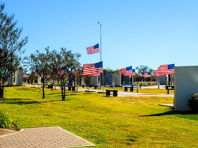 Red River Valley Veterans Memorial 10-26-17