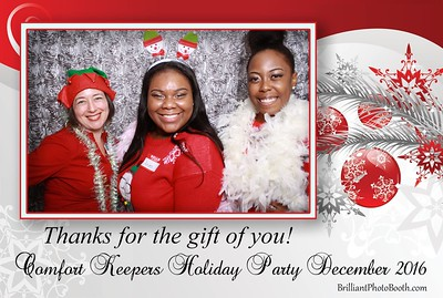 Comfort Keepers Gainesville Holiday Party