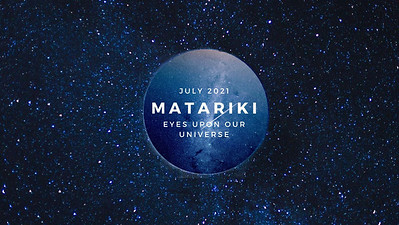 10.07 Matariki @ Estuary Arts Centre