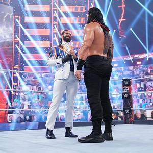 Roman Reigns - Digitals / WM Backlash May 16, 2021