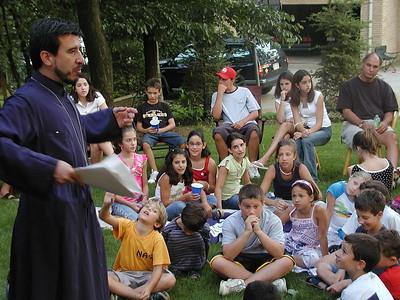 Community Life - Saint Lydia Picnic - July 14, 2003