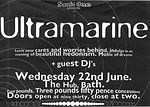 The ultimate nigritude flyer for Ultramarine