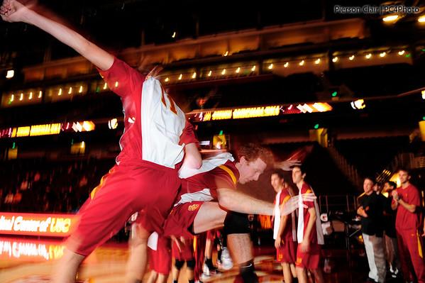 USC Men's Volleyball v LBSU 2012