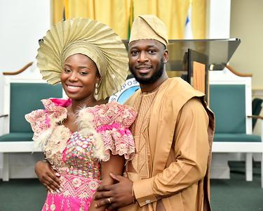 Seyi & Hannah Oloba
