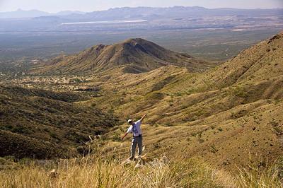 Ruelas Spring--Prospect Mine