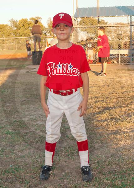 Phillies Baseball Team Photos 10 15 10