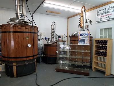 Hatfield & McCoy Moonshine Distillery