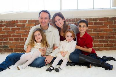 The Melia Family 2014 Mini-Session
