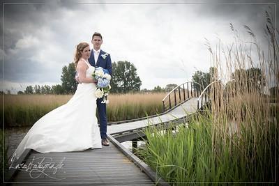 Huwelijk Stefan & Stephanie