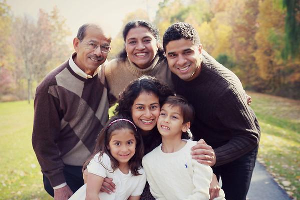 Shefali family