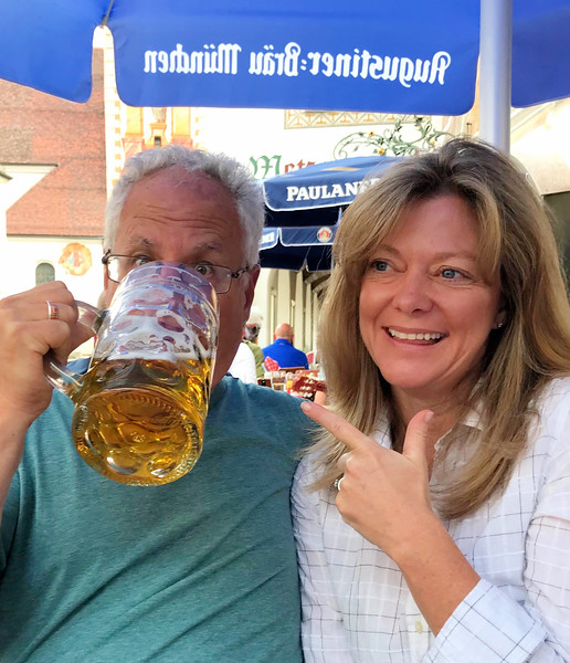 Bob and Paige Drinking Beer-IMG_0184.jpg