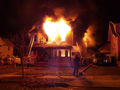 2008 Structure Fires