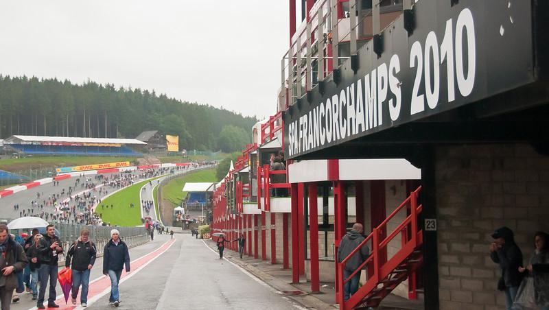F1 Belgium