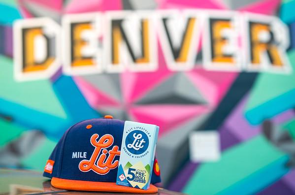 Lit Dispensary Denver Graffiti Images IG