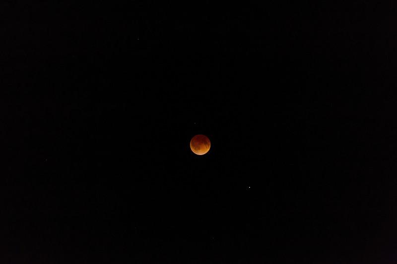 Blood Moon, 4-15-2014