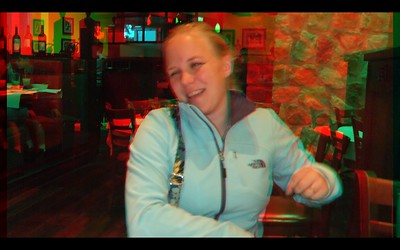 Meet the Marriots in Anaglyph Stereo