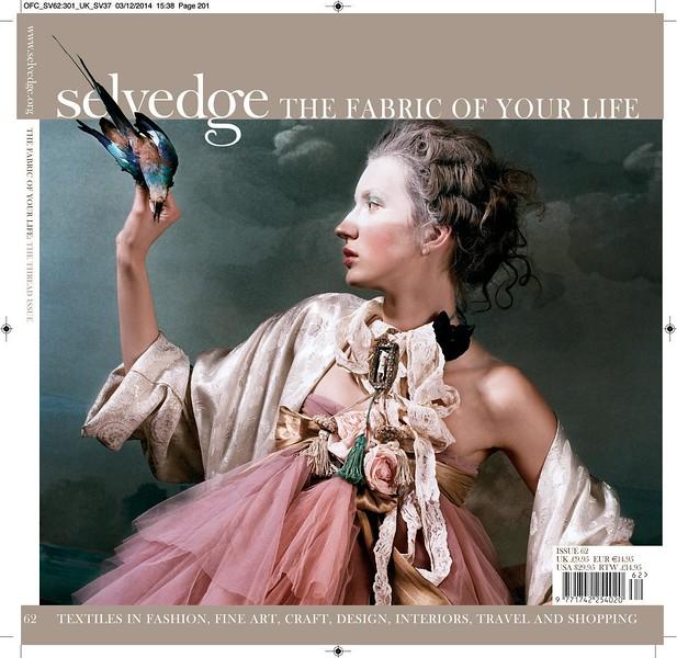 Selvedge Magazine Issue 62