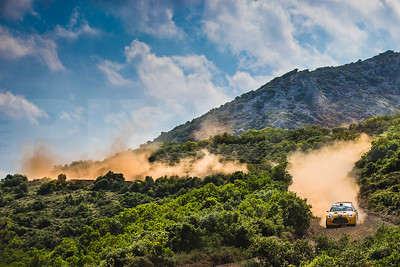 ERC Rally Acropolis 2017