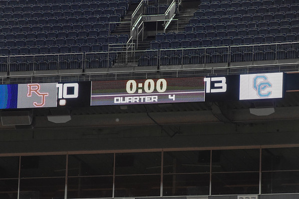 State Championship Game - Creek Wins!! - Post Game - May 15th 2015