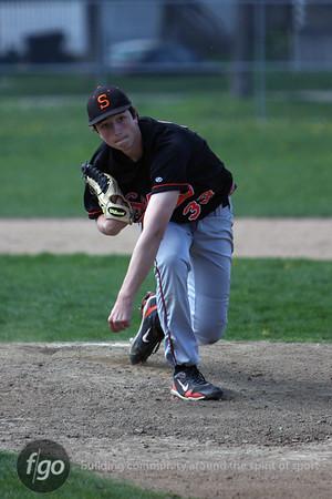 Washburn v South Baseball 4-28-10