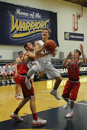 Clatskanie vs. Salem Academy Boys HS Basketball
