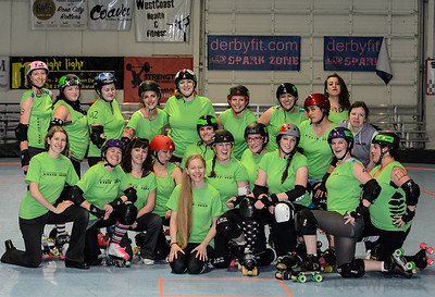 Wreckers Scrimmage 3-2-13