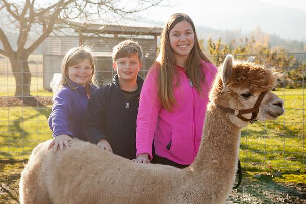 Diane Thomas & Family