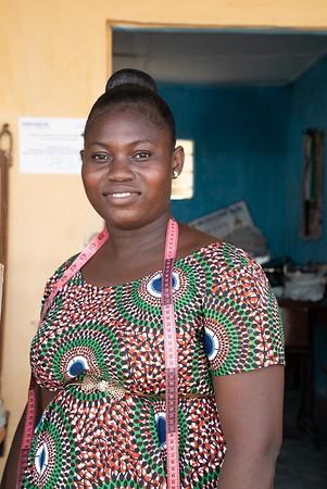 Visite bénéficiaire FAE - Lomé
