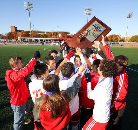 Goshen Boys 2A State Soccer Championship