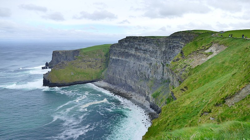 Cliffs of Moher - Dublin weekend breaks