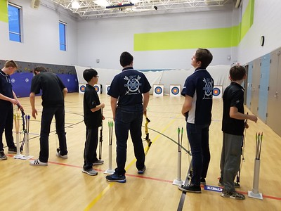 2018-2019 CHARGER ARCHERY