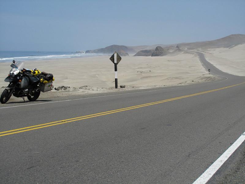 Peruvian Desert Coast