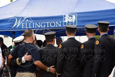 WE Remember 911 - Wellington Patriot Memorial Ceremony 2016