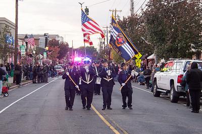Farmingdale F.D. Annual Columbus Day Parade 10-9-16