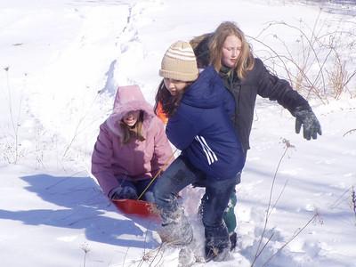 Middle School Activities - 2004-2005 - 2/9/2005 - Horizon Core Winterfest
