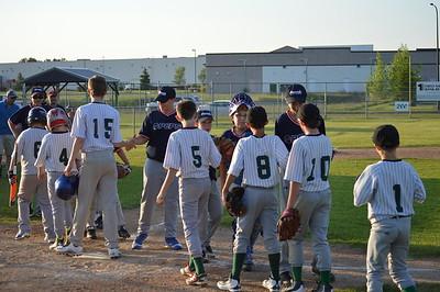 2016 Bemidji Youth League Baseball