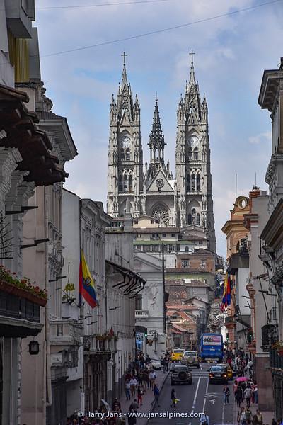 Basílica del Voto Nacional, Quito (1892-1909)