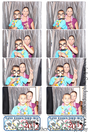 Graduation Party May 27, 2012 - The Photo Booth Strips
