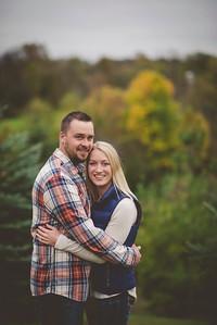 Jenna + Jared | St. Cloud Engagement Photography