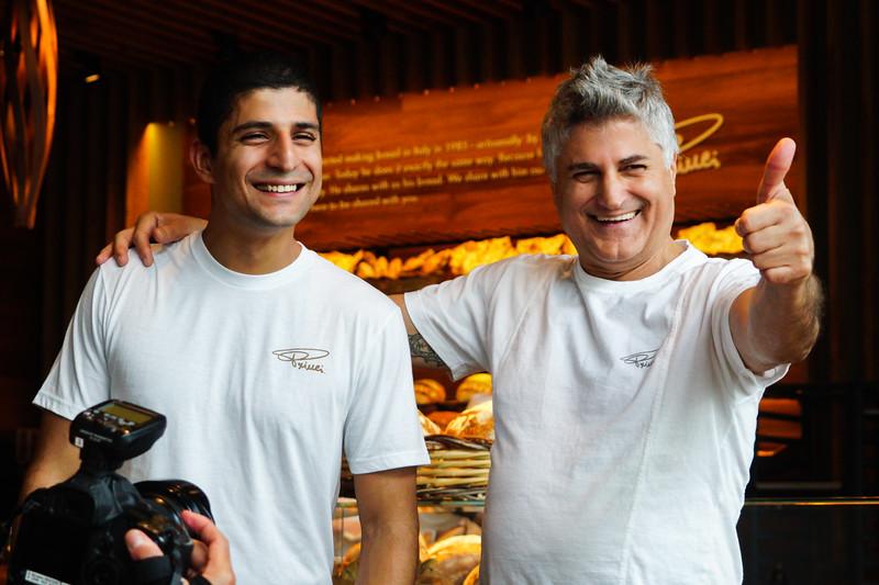 Princi Bakery in Partnership with Starbucks Reserve